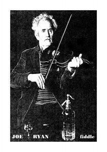 Joe Ryan fiddle
