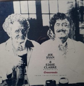 Joe and Eddie from the cover of the Crossroads LP.